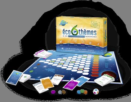 eco 6 themes