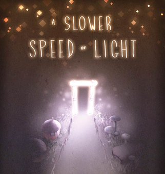 slower speed light