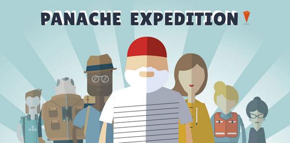 panache expédition