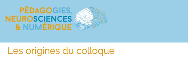 pedagogie numerique et neurosciences