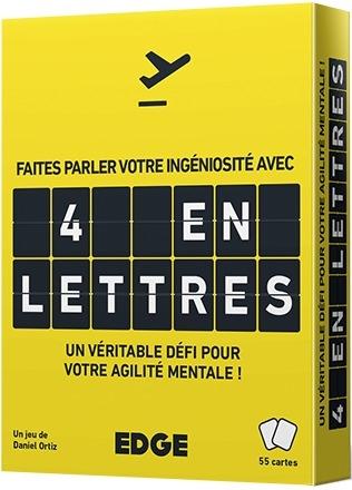 jeu 4 en lettres